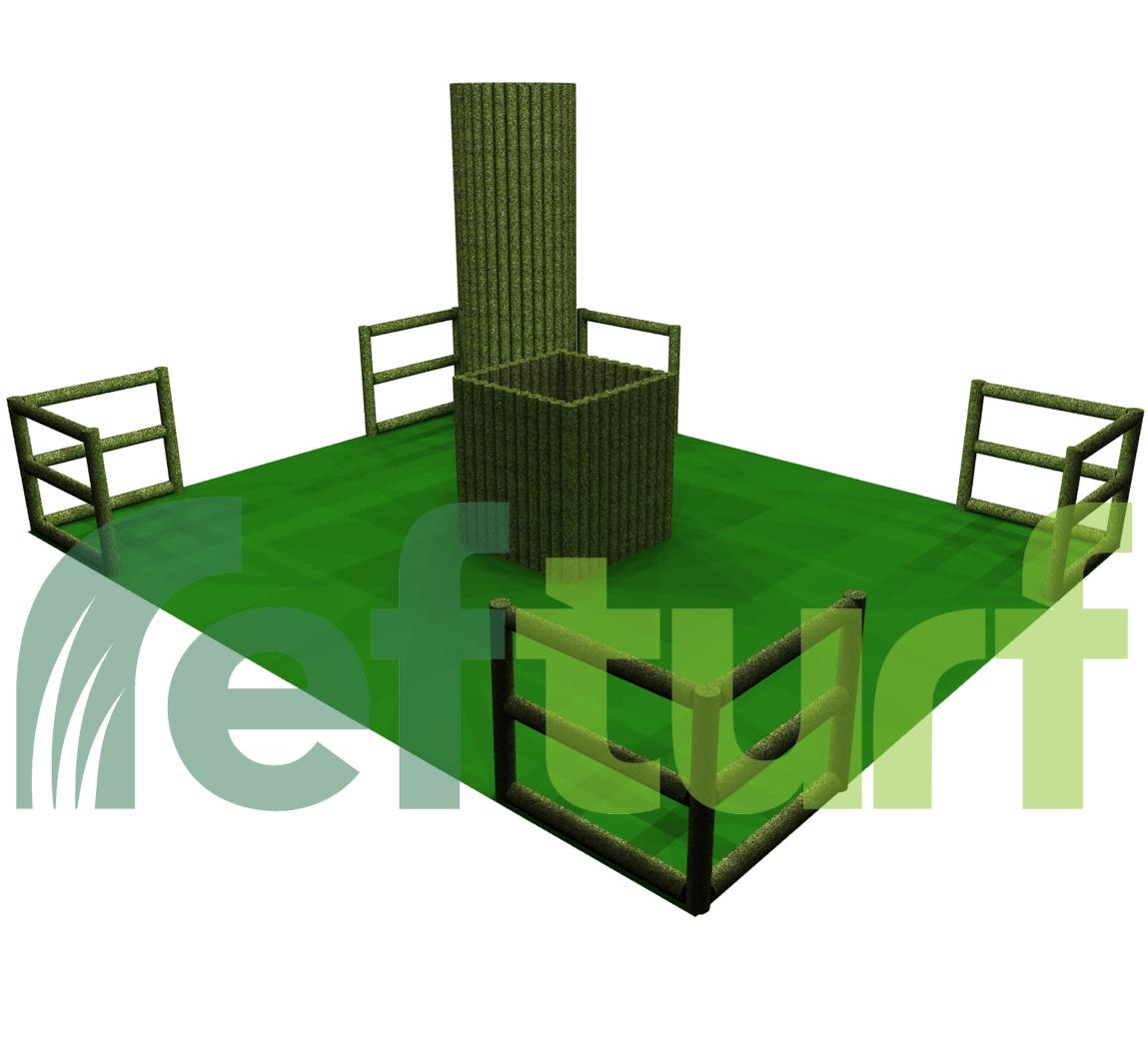 çim stand, çim halı, çim halı örneği, çim halı örnekleri, 3d sentetik çim, çim fuar standı,