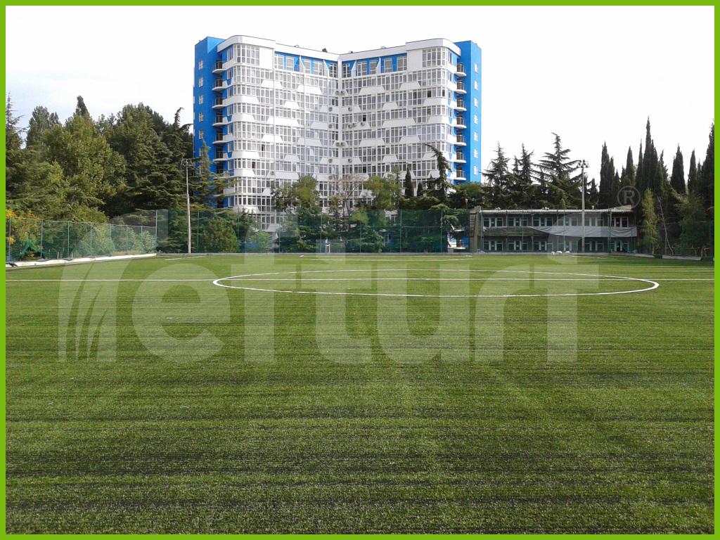 Spartak aluşka sentetik çim futbol sahası, spartak aluşka sahası, spartak sahası, spartak aluşka suni çim, spartak futbol zemini,