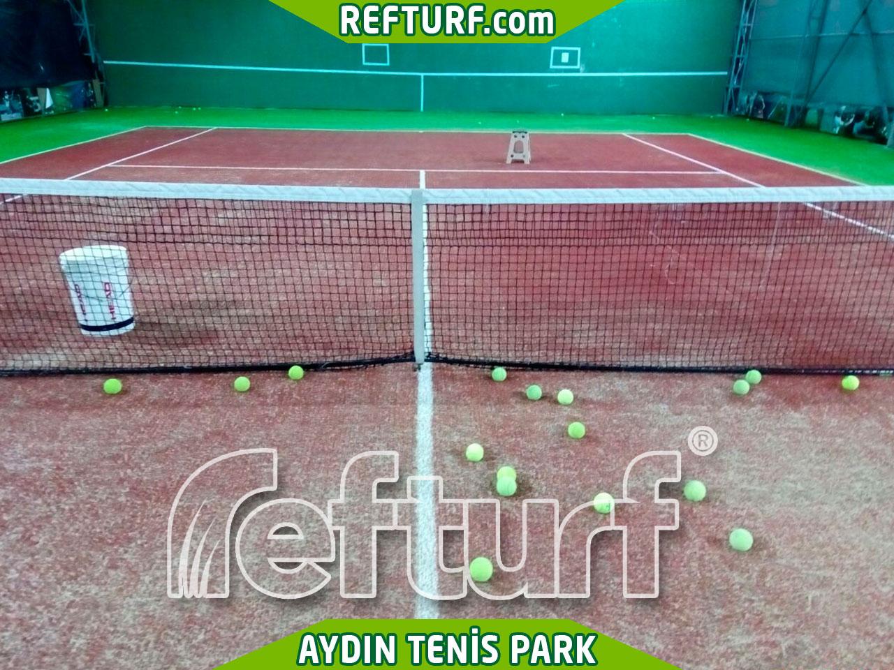 aydın tenis park, aydın tenis kortu, aydın tenis park tenis kortu,