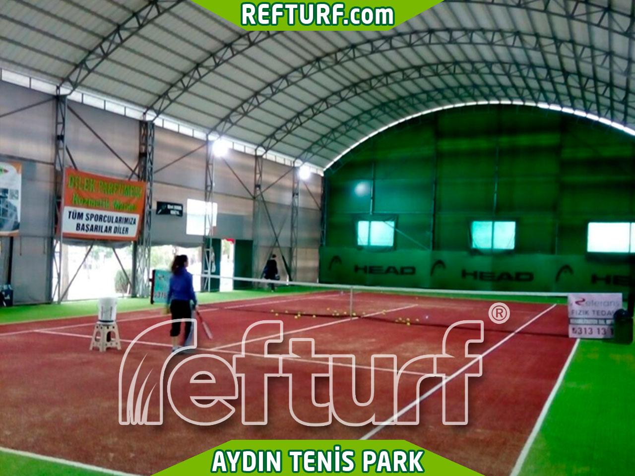 aydın tenis park, aydın tenis kulübü, aydın sentetik çim tenis park, tenis park iletişim,
