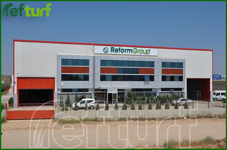 reform fabrika, refturf fabrika,