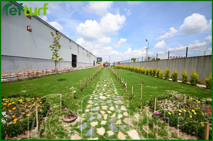 refturf bahçe, refturf fabrika bahçe, reform bahçe,