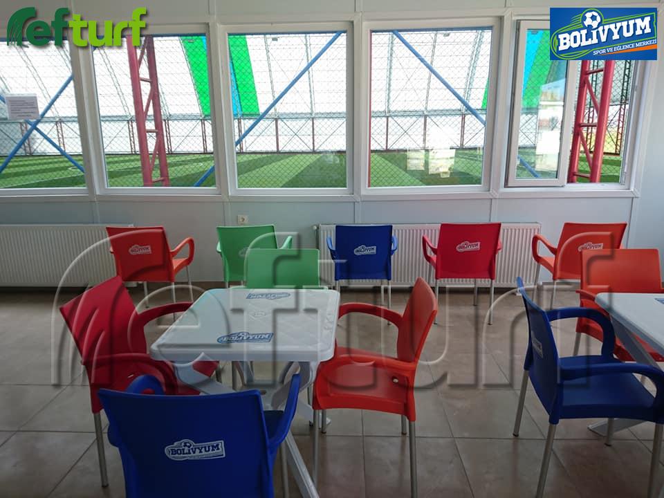 bolivyum kafeterya, bolivyum sosyal alan,